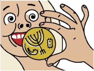 Eran Wolkowski: The gold medallion (Haaretz, September 2013)